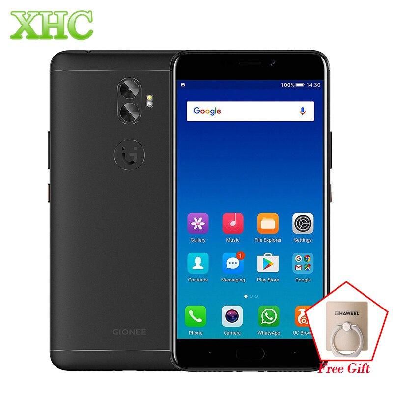 Gionee A1 Plus 6.0 inch Android 7.0 Mobile Phones 20.0MP Camera Fingerprint ID 4GB+64GB MTK6757CD Octa Core Dual SIM Smartphones