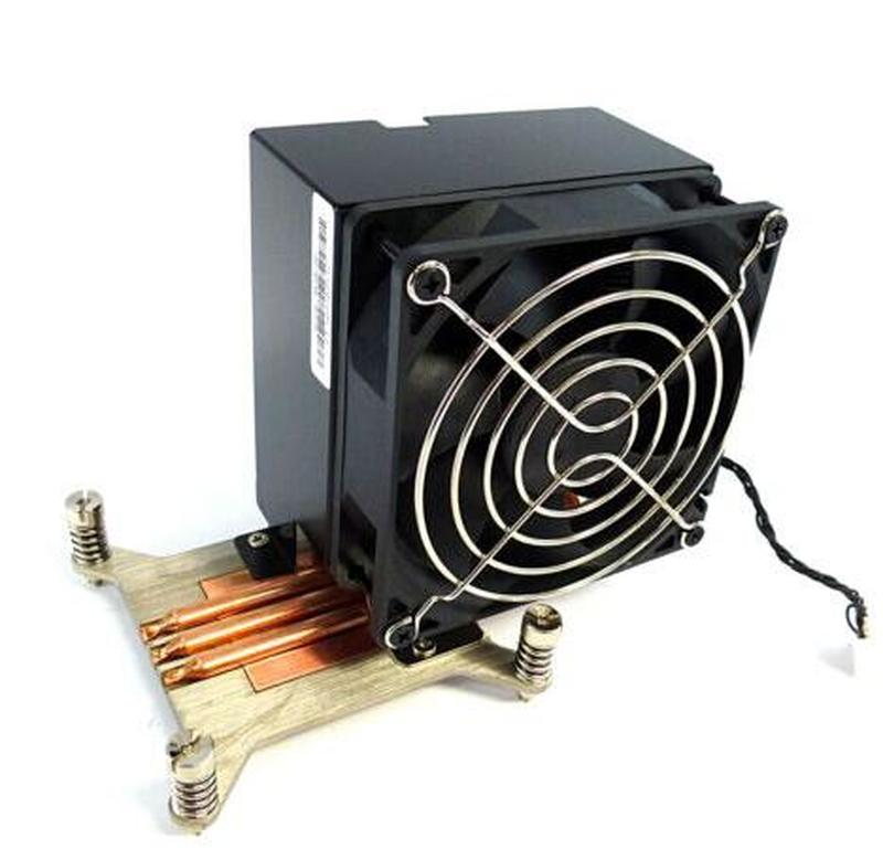 Working  647287-001   For  Z420  Z620 Workstation CPU Cooling Heatsink Fan Assembly  Well Tested