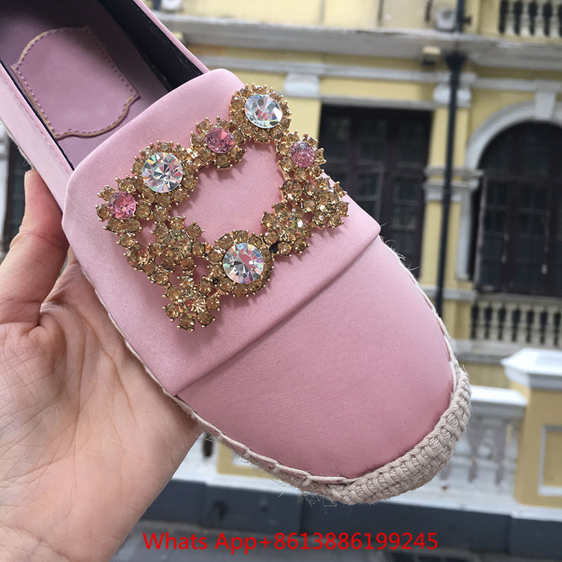 Chaussures Plate forme Mujer Femmes Espadrilles Appartements Zapatillas As Sneakers Cristal Pic Pêcheur Mocassins Femme Corde Boucle Pic Paresseux as tEfSHxqnw