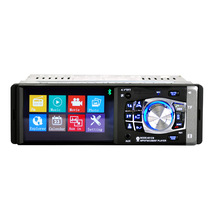 4012B 1Din 12V 4.1inch Radio Tuner BT  MP4/MP5 Vehicle player Vehicle MP5 multifunctional player BT MP3 player