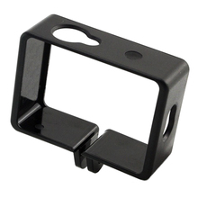 Top Deals Protective Housing Side Border Frame Case for Xiaomi Yi Xiaoyi Action Sport Camera Accessories Black