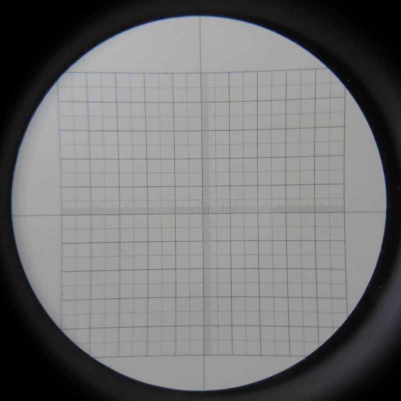 میکروسکوپ لنز میکروسکوپ لنز - ابزار اندازه گیری