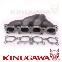 Kinugawa Turbo Manifold Kit for Mazda 1.8L 2.0L Premacy Protage Isamu / for SUBARU Turbo Flange flange wheels manifold turbo flange protectors -