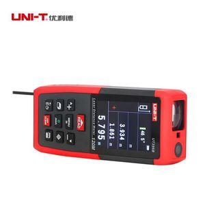 Image 5 - UNI T UT396B Laser Distance Meters 120m laser rangefinder 2MP Camera Lofting Test Levelling Instrument Area/Volume Data Storage