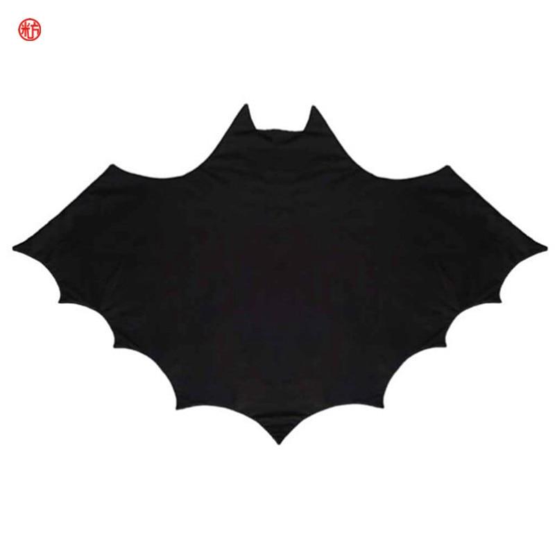 Home Textile Black Batman blanket Cotton Children Blankets Play Mat Shawl Multifunction Soft Portable Wrap Throw On Bed Sofa
