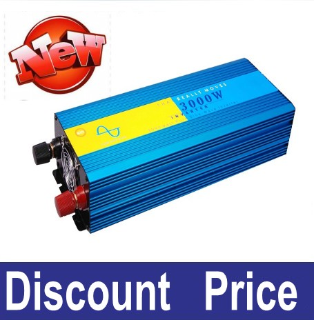 fast shipping off-grid 3000 watt inverter pure sine wave inverter 3000w 48vdc 120vac solar inverter made in China цена 2017
