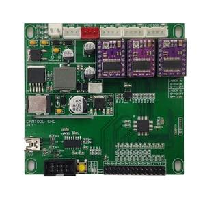 Image 2 - GRBL 0.9/1.1 V3.3/V3.4 USB Port 3 Axis Engraving Machine Control Board Offline Control Laser Engrave Machine 3018 pro/ 3018 pro