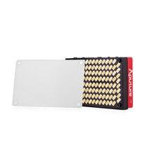Предварительный заказ Aputure AL-MX светодиодный видео Цвет Температура 2800-6500 К TLCI/CRI 95 + на заполнения камеры света карман Размер крошечные светодиодный освещения