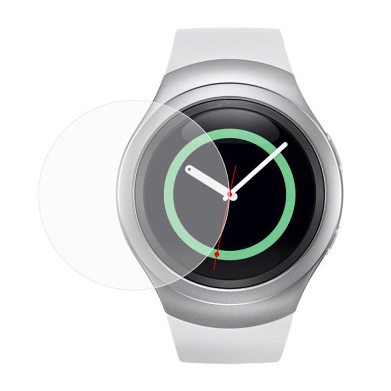 OSRUI Tempered Glass For Samsung Gear S3 Frontier Classic screen Protector Film Samsung Gear S3 S2 9H 2 5D Explosion proof in Watchbands from Watches