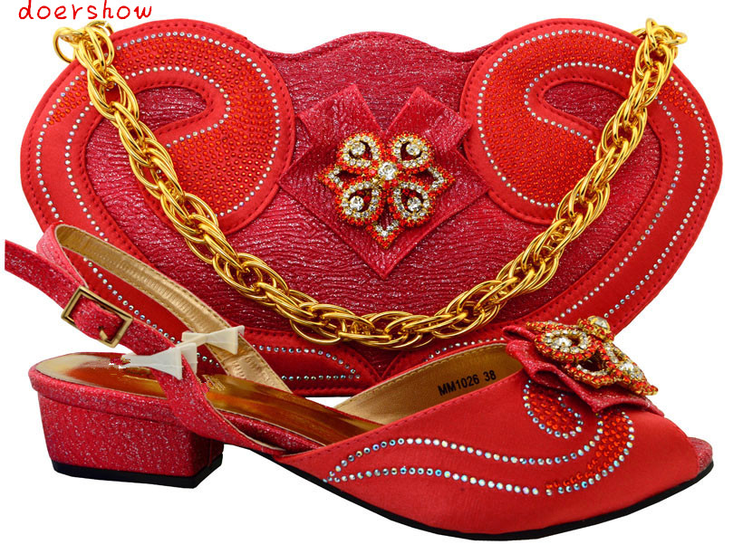 doershow 2016 New coming African sandals Italian shoes and bags to match shoes with bag set! !SIZE37-43 HFC1-13 цены онлайн