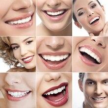 3D Whitening Gel Strips Bright White Dental Treatment Teeth Whitening Strip 7 Pair Teeth Strips