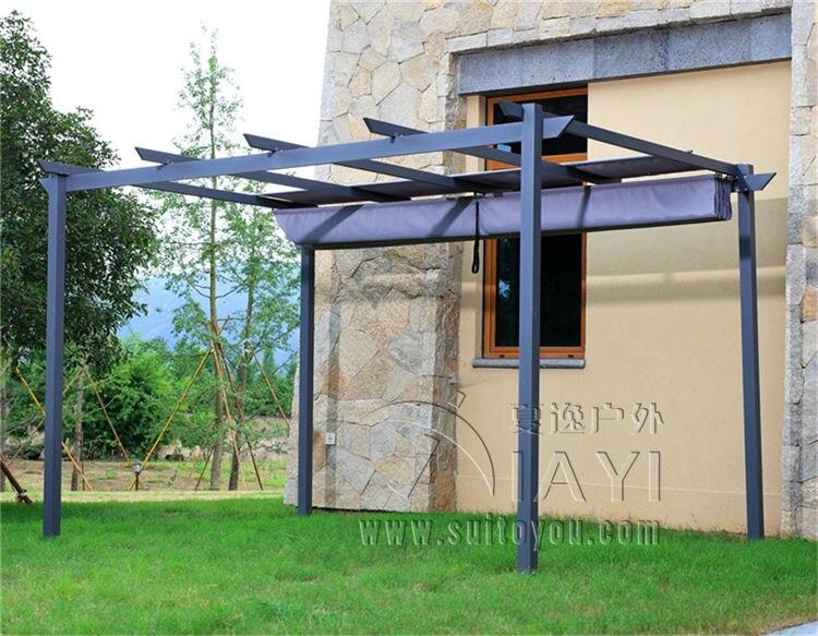 Online Kaufen Großhandel Eisen Garten Pavillon Aus China Eisen