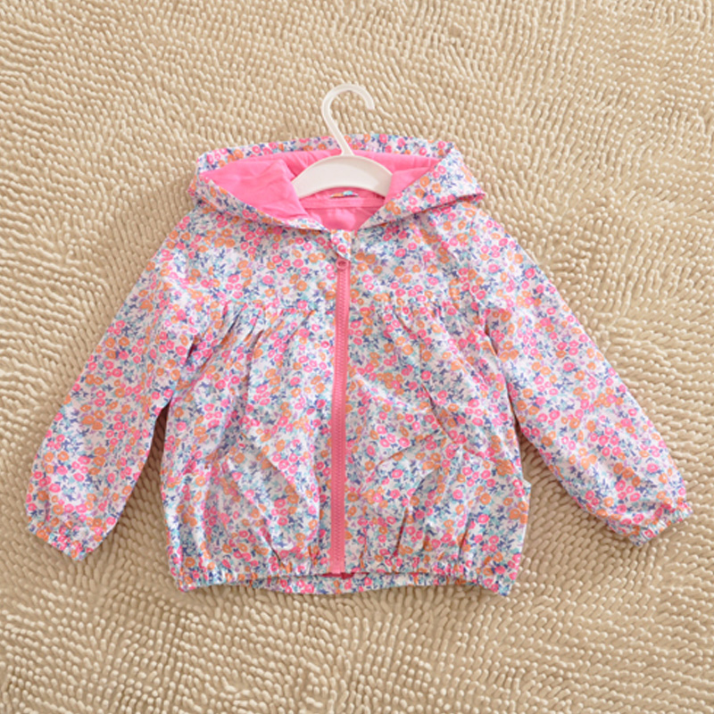 a58d0db68 on sale! kids children girls ditsy floral parka