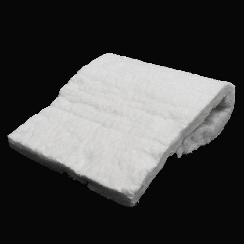 24 x12 x1 Aluminum Silicate High Temperature Insulation Ceramic Fiber Blanket Fabric Industry DIY Material Ceramic Fiber 24 x12 x1 Aluminum Silicate High Temperature Insulation Ceramic Fiber Blanket Fabric Industry DIY Material Ceramic Fiber