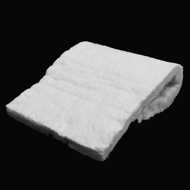 24 x12 x1 aluminum silicate high temperature insulation for Glass fiber blanket insulation