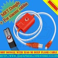 Mrt Dongle ForMeizu déverrouiller Flyme compte ou supprimer mot de passe soutien pour Mx4pro/mx5/m1/m2/m1note/m2note + Edl câble pour xiaomi