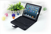 New Luxury Removable Wireless Bluetooth 3 0 ABS Plastic Keys Keyboard With Tablet Case Cover For