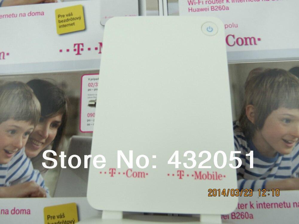 Huawei B260A 3G Wireless portable gateway router