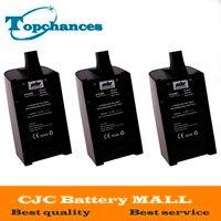 Free Shipping 3PCS High Capacity 2500mAh 11 1V Powerful Li Polymer Battery For Parrot Bebop Drone3