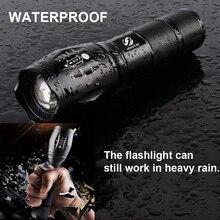 LED Flashlights 8000