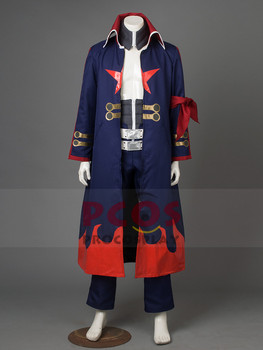 Tengen Toppa Simon Cosplay Costume Custom mp001453