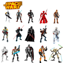 Big Star Warses Block 26 Model Choose Building Block Toy Hot Kids Gift Toy