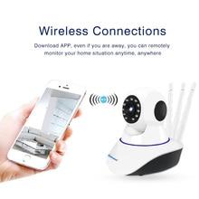 Wireless IP Security wifi Camera 1080P wi-fi Video Surveillance P2P mini