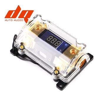 Everything Is Solar™ Digital LED Voltage Display Fuse Holder