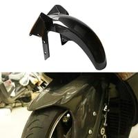 Мотоцикл углеродного волокна переднее крыло всплеск грязи пыли брызговик защиты шин Hugger Fender для Yamaha Tmax 530 т MAX 530