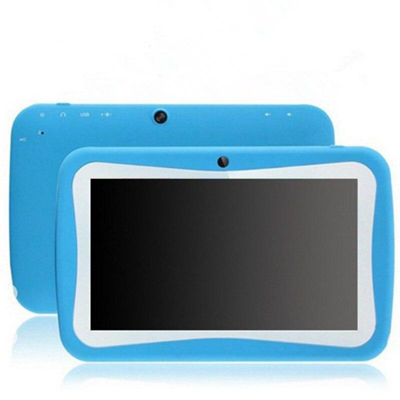 Videospiele 7 Zoll Tft Display Hd 1080 P 1024x600 Quad Core Kinder Geschenk Tablet Bluetooth Wifi 512 Mb 8 Gb Spiele Tablet Dual Kamera üBereinstimmung In Farbe