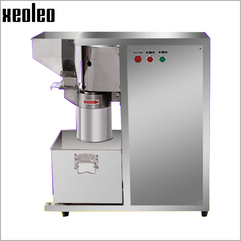 Xeoleo Medicine crusher Commercial Grinding machine Medicinal material hopper Sesams/Peanut/Seeds/walnut Grain Milling machine vibration type pneumatic sanding machine rectangle grinding machine sand vibration machine polishing machine 70x100mm