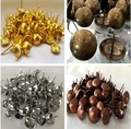 500PCS/LOT  Dia.19*H22mm  Golden Nickel Bronze Red Bronze upholstery nails nail , Decorative domed studs Tacks