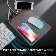 Qi Wireless Charging Organizer Mouse Pand Pro Advanced Version
