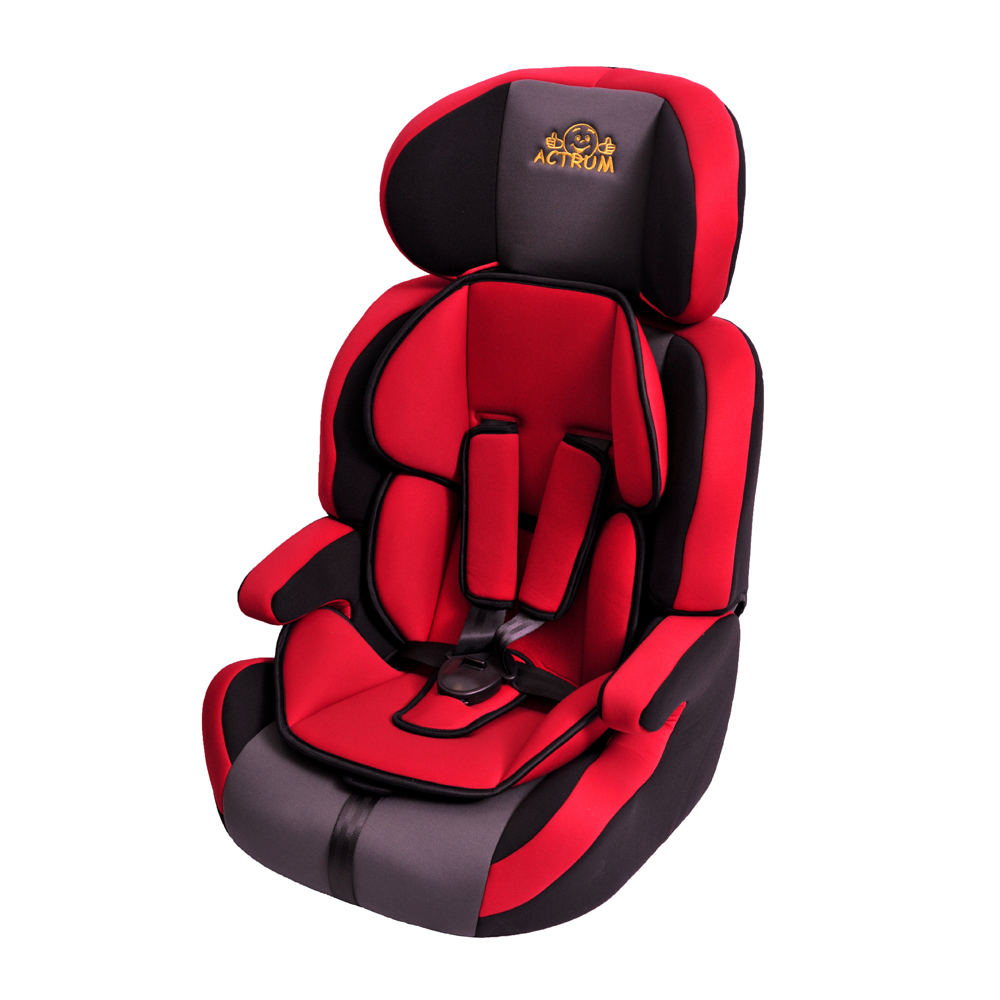Child Car Safety Seats ACTRUM for girls and boys LB-515 Baby seat Kids Children chair autocradle booster upholstered armchair chair brown finished leg wooden low seat contemporary lounge chair living room furniture reclining recliner