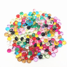 300Pcs Mixed Colorful Cameo Cabochon Decoration Rhinestones Flat Back Fashion Jewelry DIY Findings 5mm
