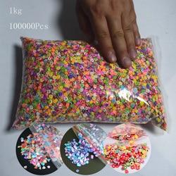 1kg 100000Pc 3D Dell'argilla Del Polimero Piccolo Fimo Fragola Fette di Frutta Sorriso Del Cuore di Amore FAI DA TE Unghie artistiche Decorazioni FAI DA TE Forniture commercio all'ingrosso
