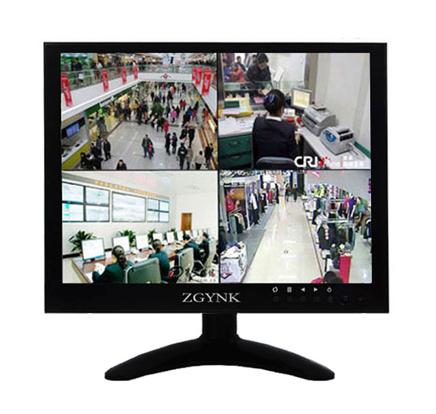 10inch metal shell BNC HDMI VGA AV interface hd monitor display LCD computer monitors ...
