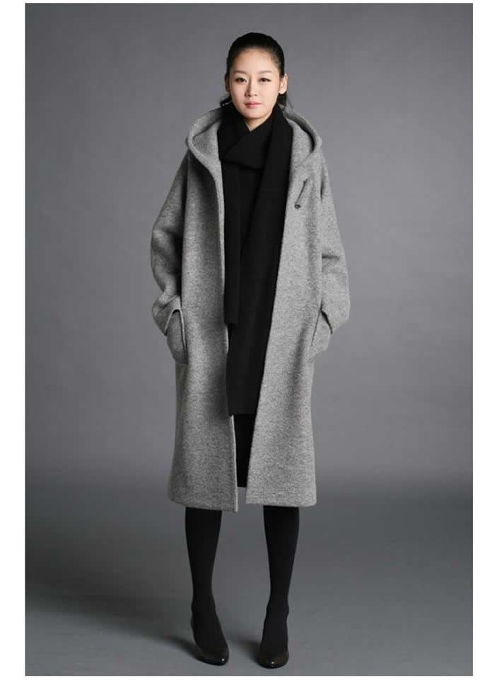 jacket titanium Picture - More Detailed Picture about Women wool ...