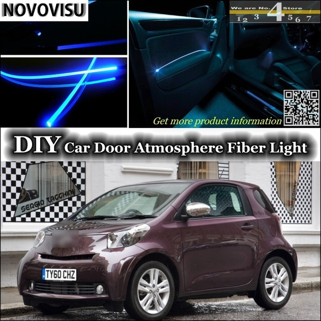 Novovisu For Toyota Iq Scion Aston Martin Cygnet Interior Ambient Light Tuning Atmosphere