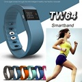 Free DHL TW64 Smart Band Watch Bracelet Bluetooth Wristband Smartband Waterproof Passometer Sleep Tracker for Android IOS Phone