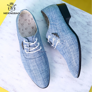 Image 2 - Summer Men Casual Shoes Canvas Men Shoes Lace up  Moccasins Men Flats Oxford Shoes For Men Fashion Brand Male Shoes Big Size 45