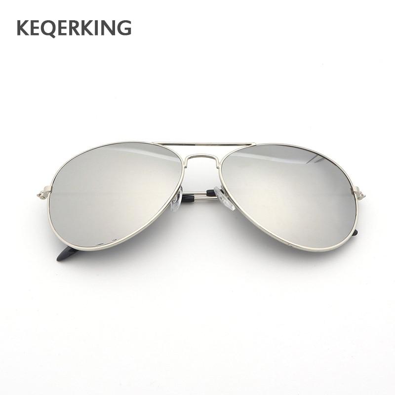 KEQERKING Aviator Sunglasses Men's Luxury Brand Pilot Sunglasses Ms. Brand Designer Sunglasses Men's Retro Sunglasses Men