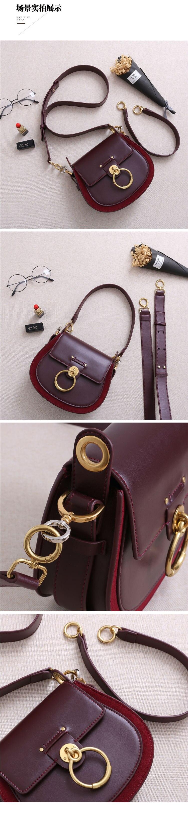 92e29d9ee560 Luxury Handbags Women Bags Fake Designer Genuine Leather Shoulder Bag  Famous Brands Runway Fashion Bags ...