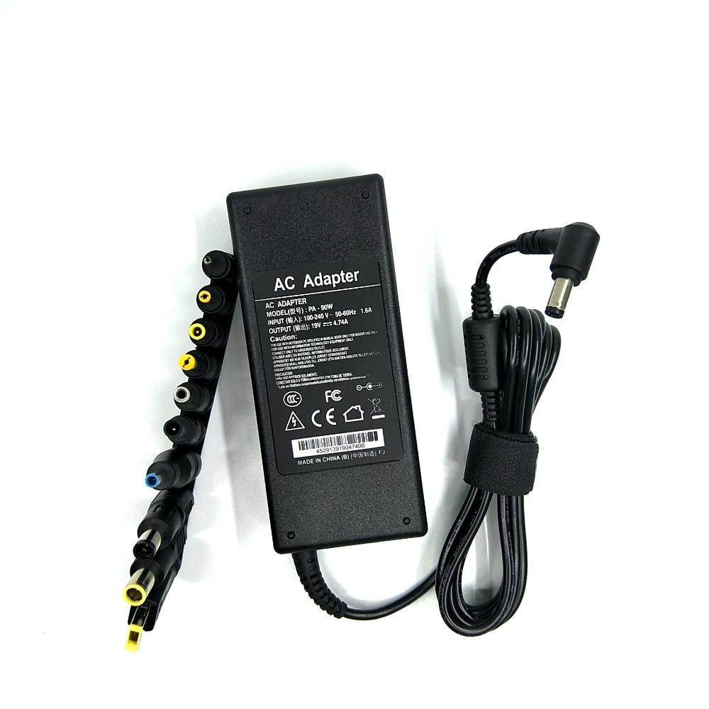 19V 4.74A laddare kompatibel med SAMSUNG R522