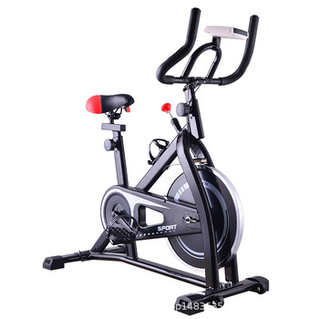 RU warehouse Indoor Cycling Bikes 200kg load Exercise bicycle High