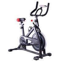 RU Крытый склад Велоспорт велосипеды 200 кг нагрузки велотренажер высокое качество дома Фитнес велосипед потеря веса крытый велосипед