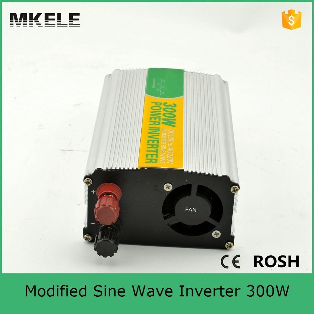 цена на MKM300-122G modified sine wave power inverter 12v 220v 300w off grid inverter dc 12v to ac 220v circuit diagram for home using