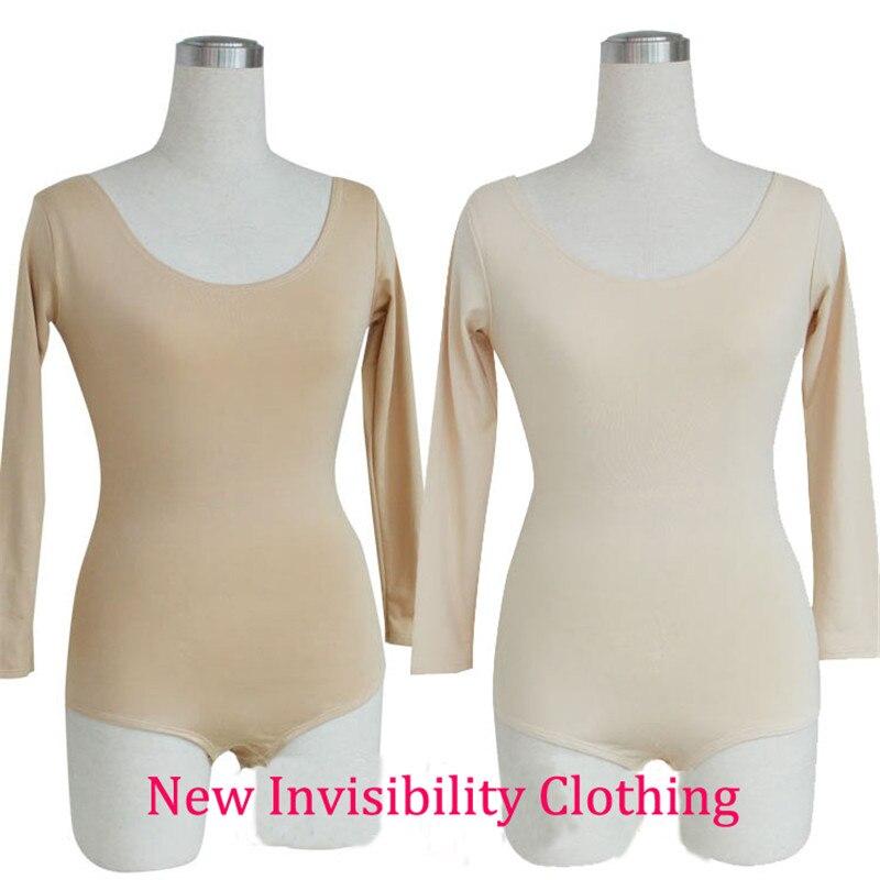 New Design Latin Dance Clothing Kärlfärgad Primer Shirt Undershirt Inner Dance Costumes Naken Osynlighet Kläder 2 färger