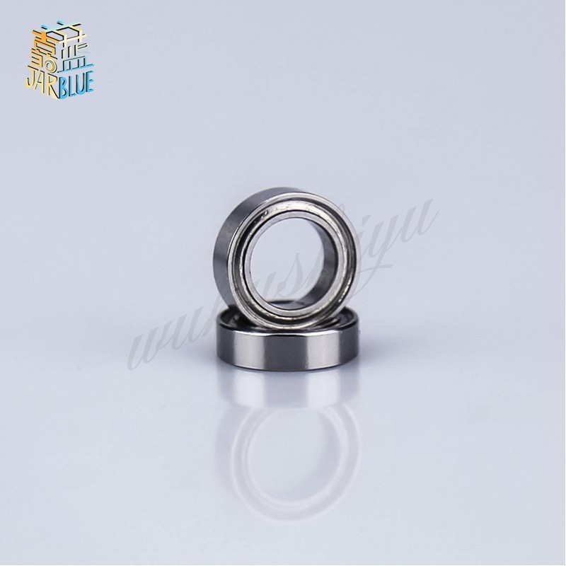 Free shipping 10Pcs <font><b>MR128ZZ</b></font> L-1280ZZ 8x12x3.5 mm Deep groove ball bearing Miniature bearing High quality MR128Z MR128 image