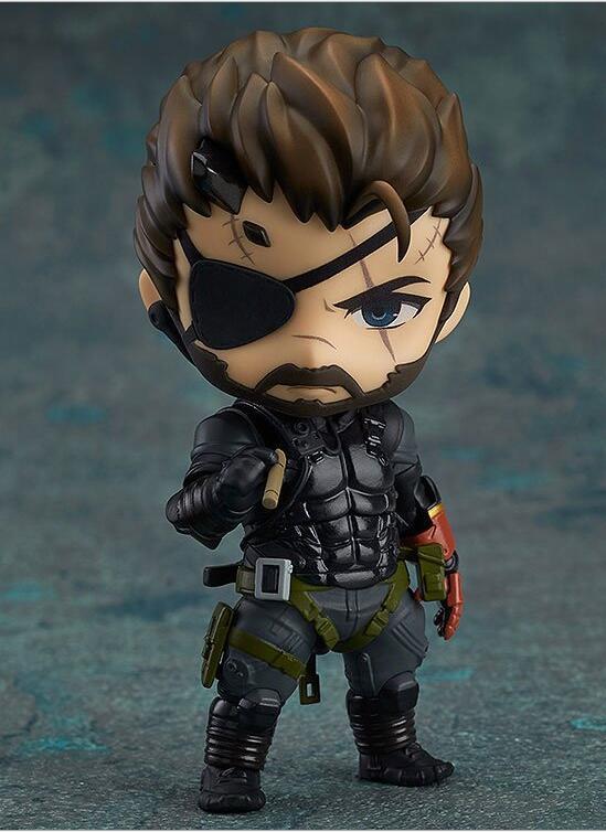 Game Metal Gear Solid V Venom Snake Nendoroid Action Figure